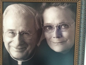 Monsignor&MrsMurray