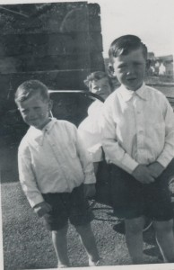 Daddy, Uncle Laurence and Mary c.193132 copy